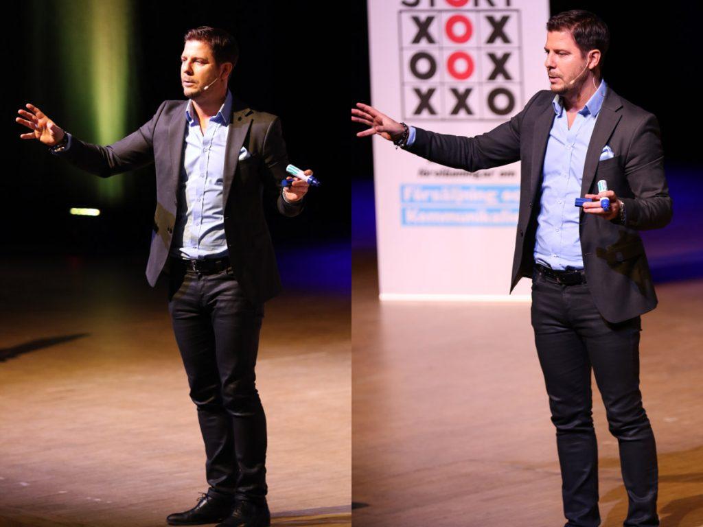 Erik Thyrell, föreläsning på Novahuset i Örebro
