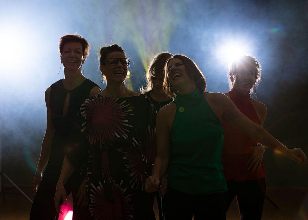 Ljussättning vid reklamfotografering åt Friskis & Svettis. Foto: SHOOT IT Film & Foto i Örebro